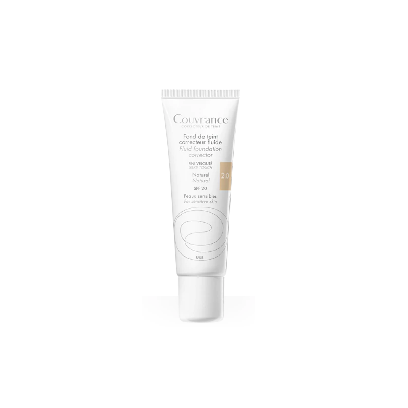 Avene Maq Fluido Couvrance Natural 30 ml