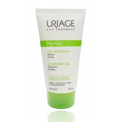 Hyseac Oily / Combination Skin Cleansing Gel 150 ml