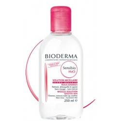 Bioderma Sensibio H2O Micellar Solution 250 ml