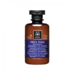 Apivita Men's Toning Shampoo Hair and Weakened Hair Loss 250 ml