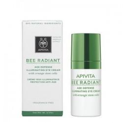 Apivita Bee Radiant Brightening Cream Eye Contour 15 ml