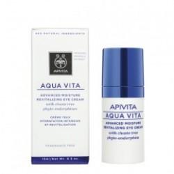 Apivita Aqua Vita Moisturizing Cream - Eye Contour 15 ml