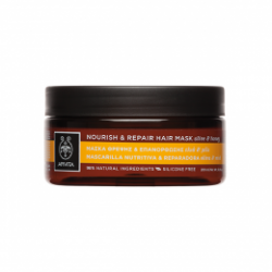 Apivita Nourishing and Repairing Hair Mask 200 ml