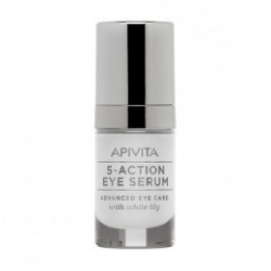 Apivita 5-Action Eye Serum Eye Contour 15 ml