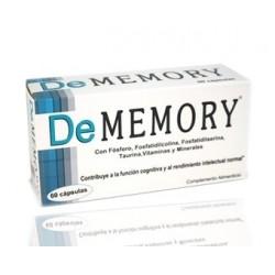 De Memory 60 Capsules