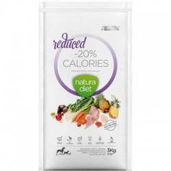 Natura Diet Reduced -20% Calorias 3 Kg