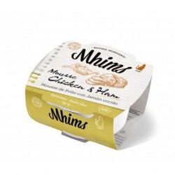 Mhims Mousse para Gato - Pollo con Jamon 70 g