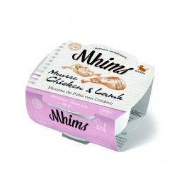 Mhims Mousse para Gato - Pollo con Cordero 70 g