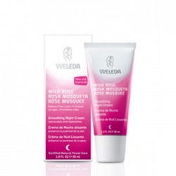 Weleda Smoothing Night Cream of Rose Hip Oil