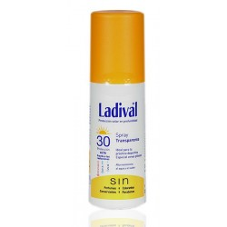 Ladival Sport Spray Transparent Photoprotective SPF30 150 ml