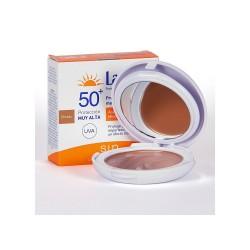Ladival Compatto Fotoprotettivo Trucco SPF50 Oro 10 g