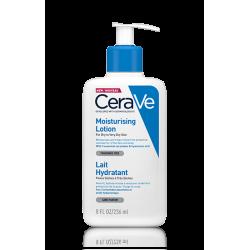 CeraVe Lotion hydratante normale à sèche 473 ml