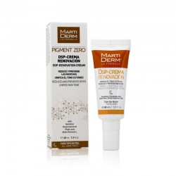 Martiderm Pigmento Zero DSP-Depigmenting Renewal Cream 40 ml