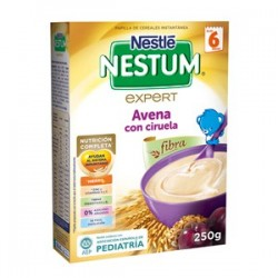 Nestlé Nestum Oatmeal with Plums 250 g