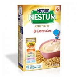Nestlé Nestum Papilla 8 Cereals 600g