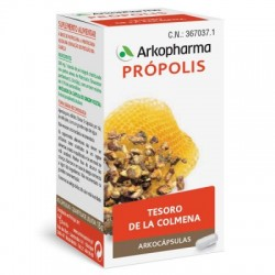 Arkocapsulas Propolis 84 Capsules