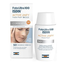 Isdin FotoUltra 100 Active Unify Fusion Fluid SPF50 50 ml