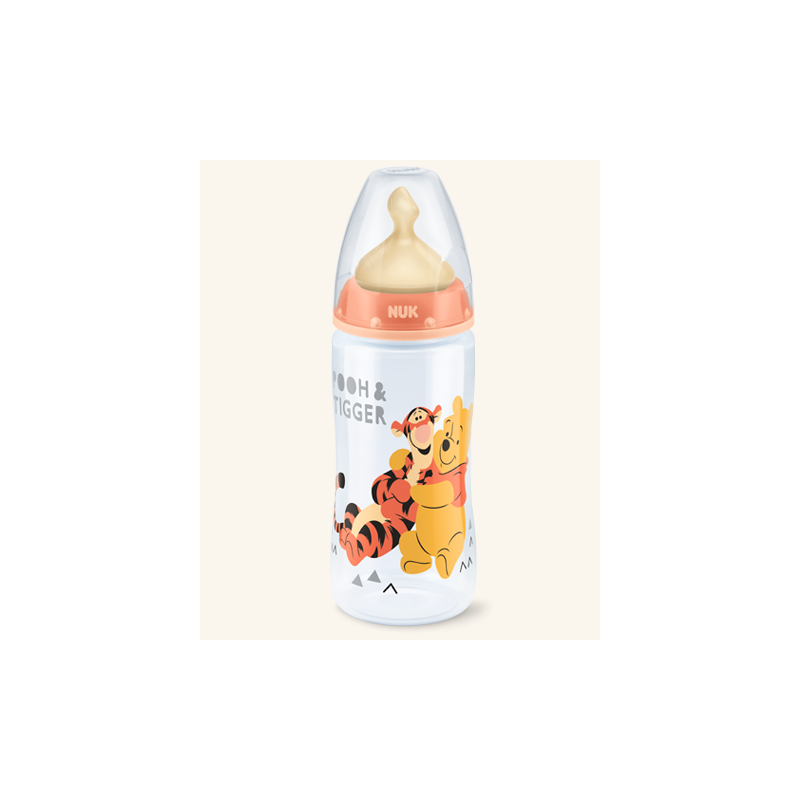BIBERON  FC PP DISNEY LATEX 1M 300 ML