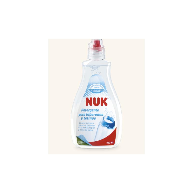 Nuk detergente biberones y tetinas