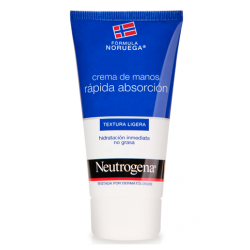Neutrogena Rapid Hand Cream Absorption 75 ml