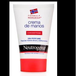 Neutrogena Crème à main concentrée sans parfum 50 ml