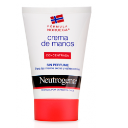 Neutrogena Parfümfreie konzentrierte Handcreme 50 ml