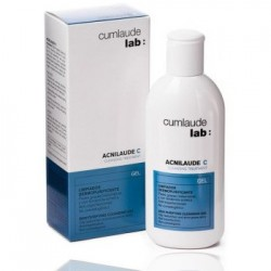 Cumlaude Acnilaude C Dermopurifying Cleansing Gel 200ml