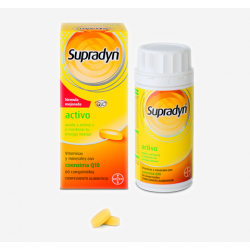 Supradyn Aktive 60 Tabletten