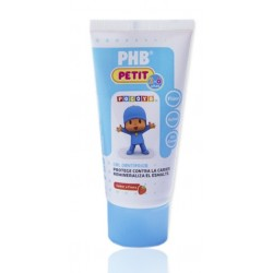 Phb Petit Children's Toothpaste Gel Pocoyo 75 ml