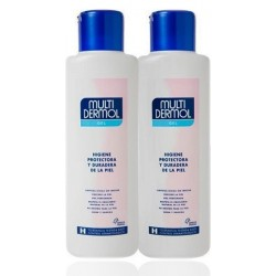 Multidermol Shower Gel Duplo 2x750ml