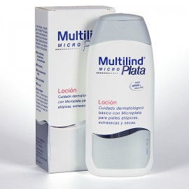 Multilind Microsilver Lotion 200 ml