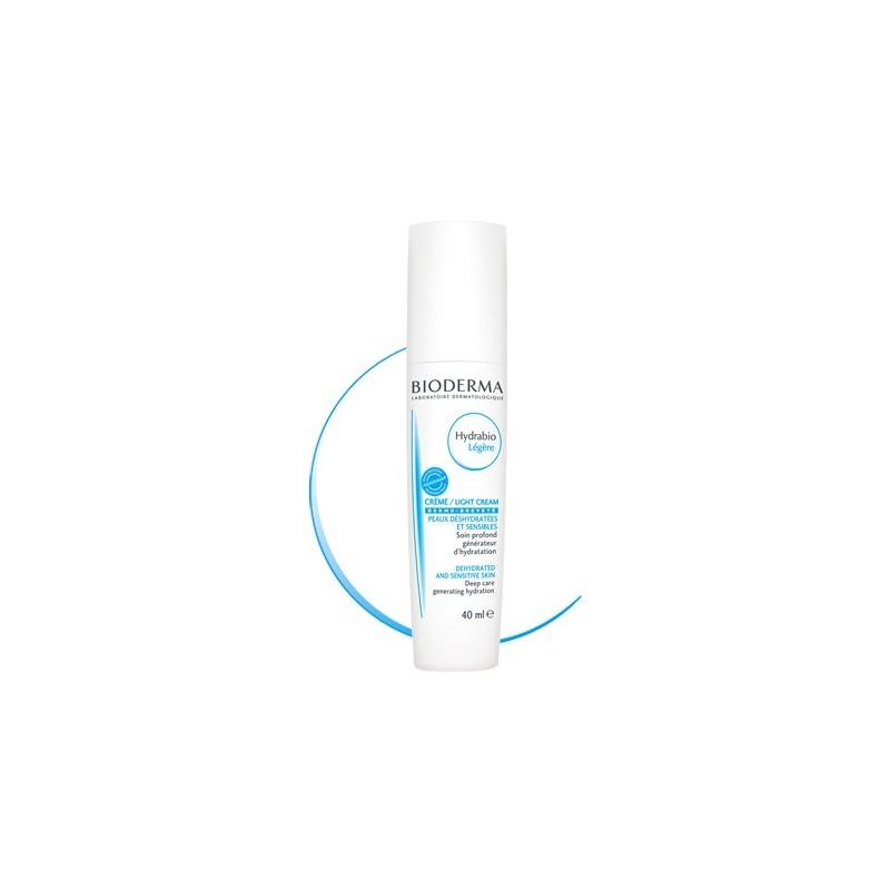 BIODERMA Hydrabio Ligera  Hidratante pieles deshidratadas Disp. 40 ml