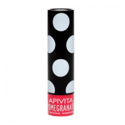 Apivita Lip Care Cuidado Labial con Granada 4.4g