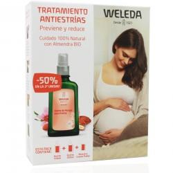 Weleda Duplo Schwangerschaftsöl 2x100 ml