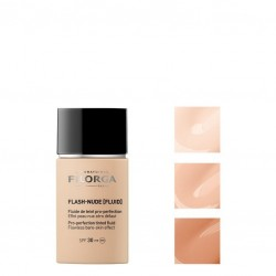 Filorga Flash-Nude Maquillaje Fluido Color 02 Gold SPF30 30ml