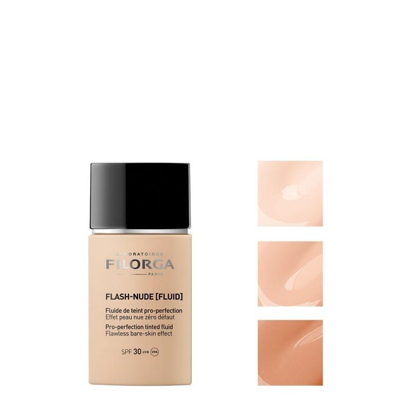 Filorga Flash-Nude Maquillaje Fluido Color 02 Gold SPF30 30ml