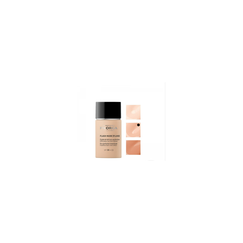 Filorga Flash-Nude Maquillaje Fluido Color 01 Beige SPF30 30ml
