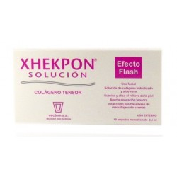 Xhekpon Facial Tightening Solution 10 Ampoules