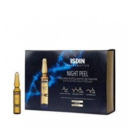 Isdinceutics Night Peel 30 Ampoules 2ml