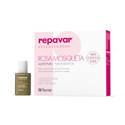 Repavar Regenerating Pure Rose Oil Musket 15 ml