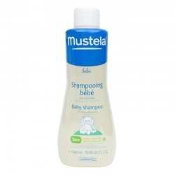 Mustela Soft Champu 500 ml