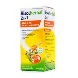 Bisolherbal 2 in 1 Sirup 180 g