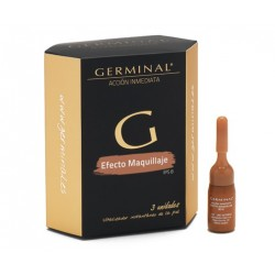 Germinal Immediate Action Makeup Effect 3 Ampoules 1.5 ml