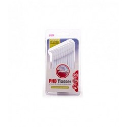 Phb Flosser Dental Thread Applicator 10 unità