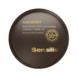 Sensilis Sun Secret Compact Machine Spf50+ Bronze 10 g