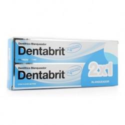 Dentabrit Blanqueador Duplo Pasta 2x125 ml