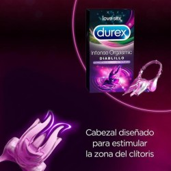 Durex intense orgasmique Diablillo Ring Vibrator
