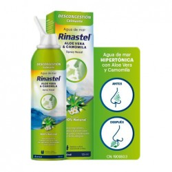 Rinastel Spray Nasal Aloe Vera y Camomila 125 ml