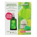 Weleda Pack aceite anticelulitico de abedul  2 aceites + 1 Celulicup