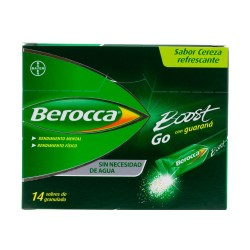 Berocca Boost And Go 14 enveloppes